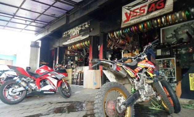 Daftar Toko Aksesoris Motor Di Kota Malang